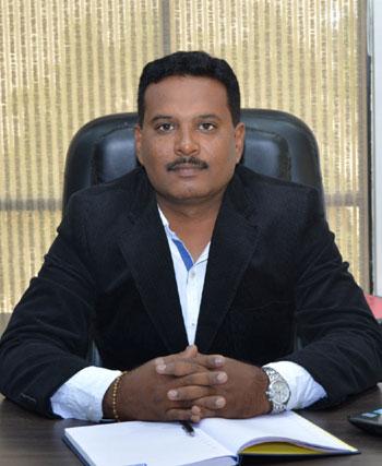 Mr. Jitendra Khunt